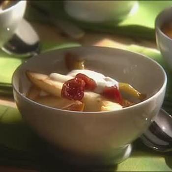 Roasted Fruit Dessert