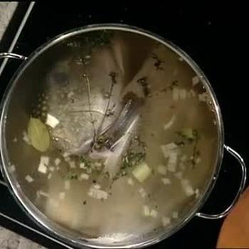 White Fish Soup Stock