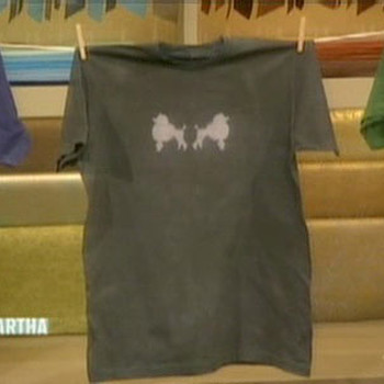 Dyeing T-shirts, 2
