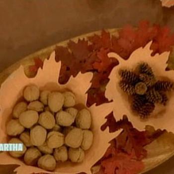Oak-Leaf Bowl, 2