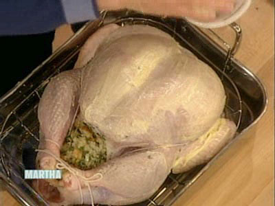 Video Dry Brined Turkey 2 Martha Stewart