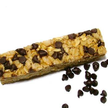 Nonuttin' Chewy Chocolate Chip Granola Bars