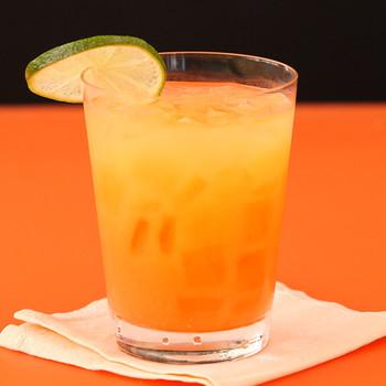 Classic Tequila Sunrise Cocktails