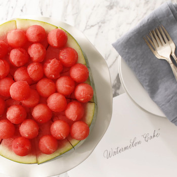 "Easy Watermelon ""Cake"""