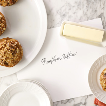 Jumbo Pumpkin Muffins EH