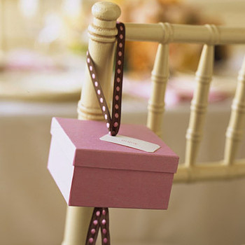 Hanging Favor Boxes