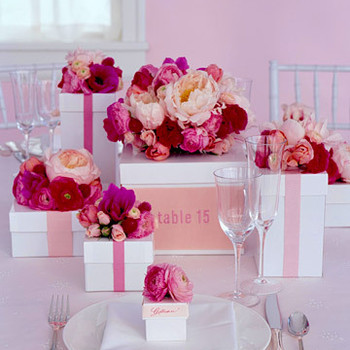 Flowers for your Guests: Flower Boxes