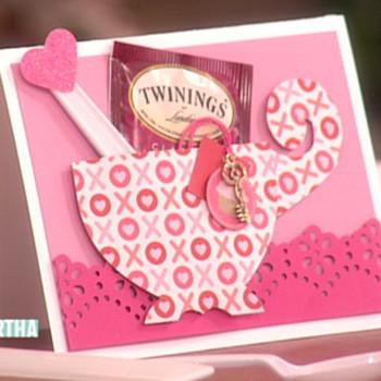 """Cup of Tea"" Valentine"