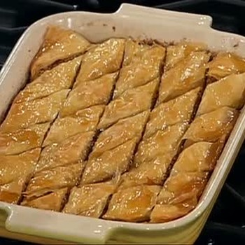 Emeril's Baklava Recipe