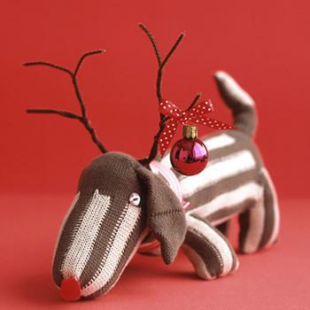 Stuffed Reindeer