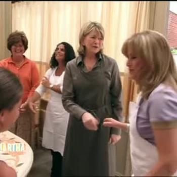 Martha's Surprise Visit