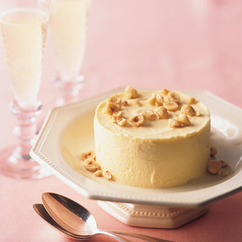 White-Chocolate Semifreddo