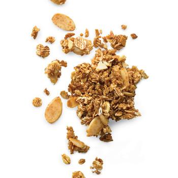 Mixed-Grain Granola