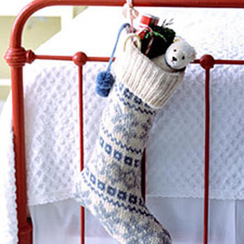 Foot-of-the-Bed Stocking