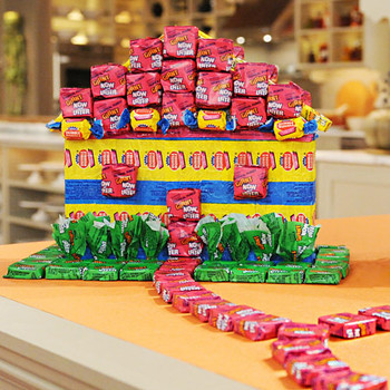 Candy-Wrapper House