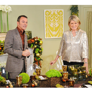 Holiday Party Decor with Colin Cowie