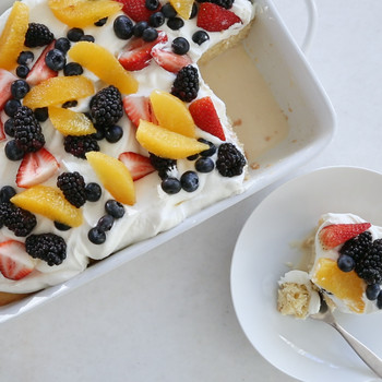 Tres Leches Cake Video
