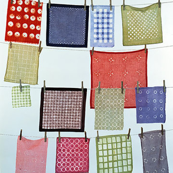 Batik Prints: Dyeing How-Tos