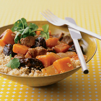 Easy Lamb and Squash Tagine