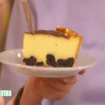French Flan with Prunes