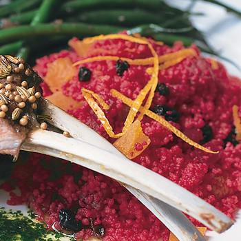 Crimson Couscous