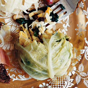 Small Rice-Stuffed Cabbages