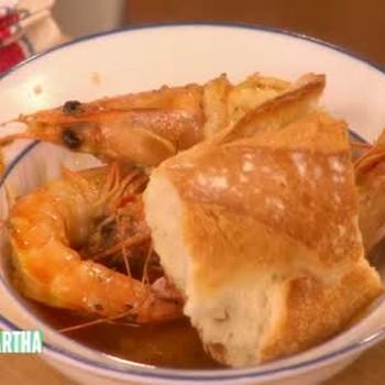 Mr. Jim's Barbecue Shrimp