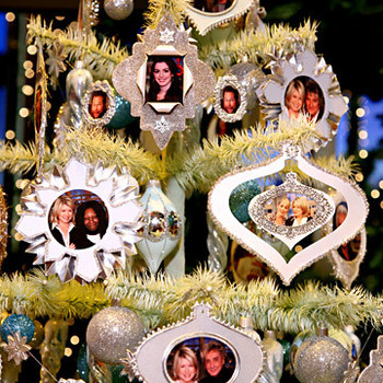Picture-Frame Ornaments