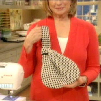 Sewing a Purse