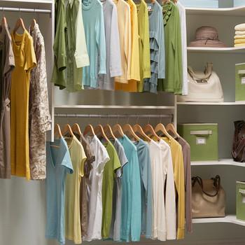 5 Closet Organization Tips Thatu0027ll Make Getting Dressed More Fun