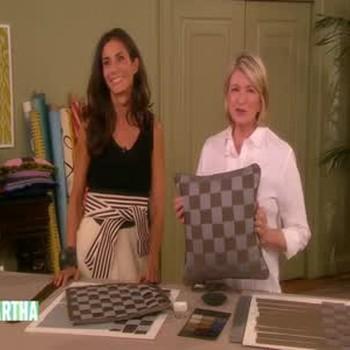Dedar Fabric Pillow Case