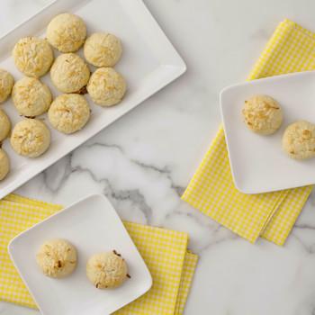 Coconut Cookies Video