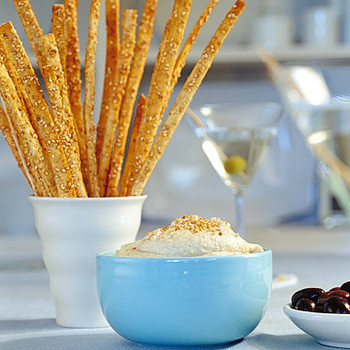 Sesame Crunch Sticks