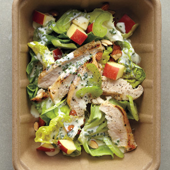 The Waldorf Salad, Revisited
