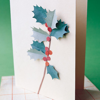 Christmas Card Ideas Martha Stewart