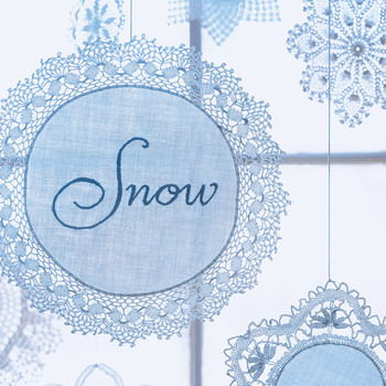 Doilies: A Shower of Snow