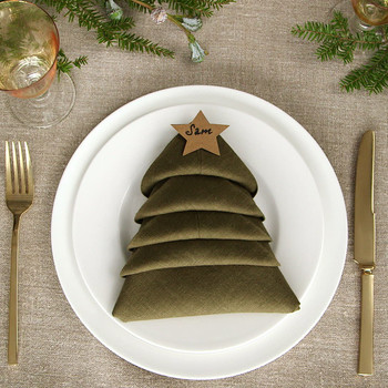 Christmas Tree Napkin Video