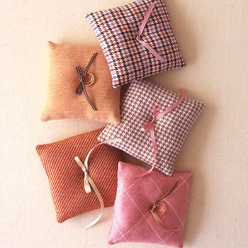 Cozy Ring Cushions