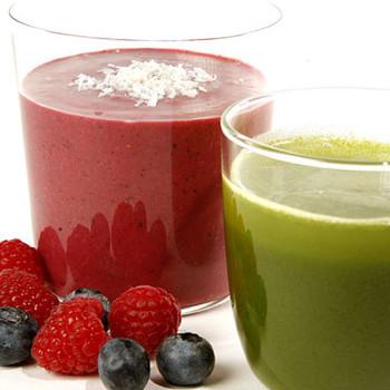 Donna Karan's Green Juice