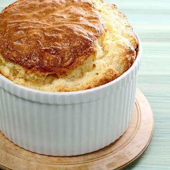 Parmesan Cheese Souffle