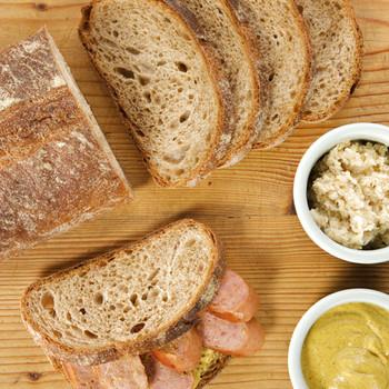 Wurst Sandwich
