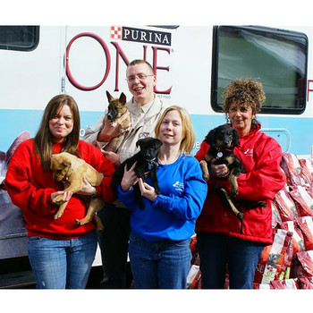 Purina ONE Tour for Heroes: The Final Stop