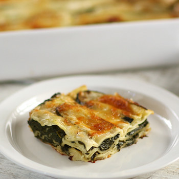 Spinach Lasagna Video