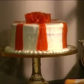Carrot Ginger Cake, Part 2