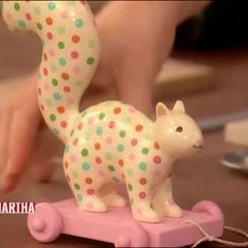 Handmade Pull Toys, Part 2