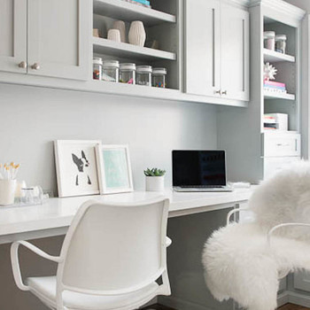 Where Style Meets Utility: A Home Office Upgrade