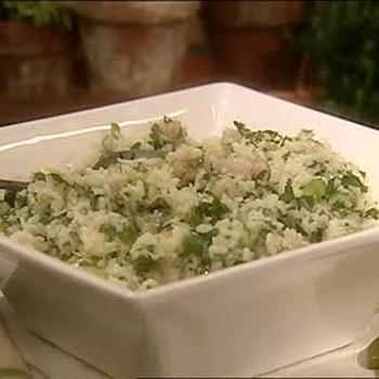 How To: Arborio Rice Salad