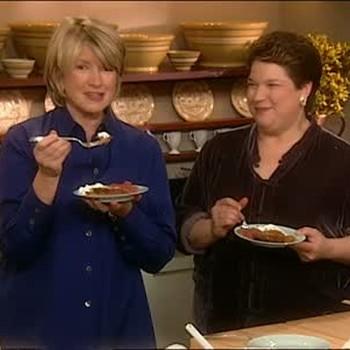 Martha Learns a Potato Latkes Family Recipe