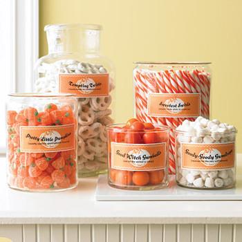 Candy Jar Treats