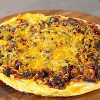 Grande Pizza Omelet